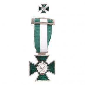 Medalla Merito Guardia Civil Distintivo Blanco