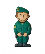 USB GUARDIA CIVIL BRIGADA ESPECIAL 8GB