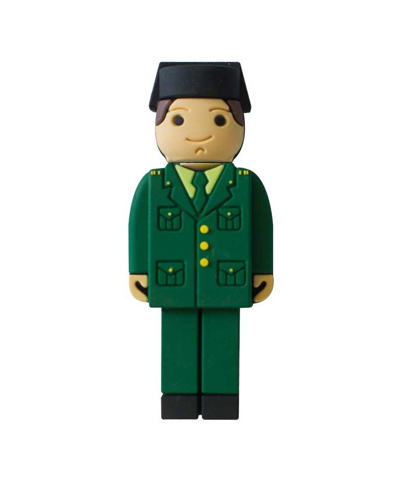 USB GUARDIA CIVIL PASEO 8GB