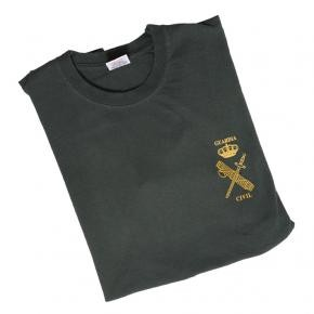 CAMISETA GUARDIA CIVIL SERIGRAFIADA