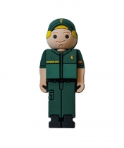 USB GUARDIA CIVIL FAENA 8GB