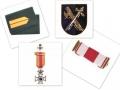 Condecoraciones y Distintivos