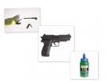 Pistolas y Accesorios